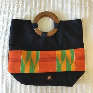 ⭐️Host Pick⭐️Genuine Ghanaian Artisan Made Bag